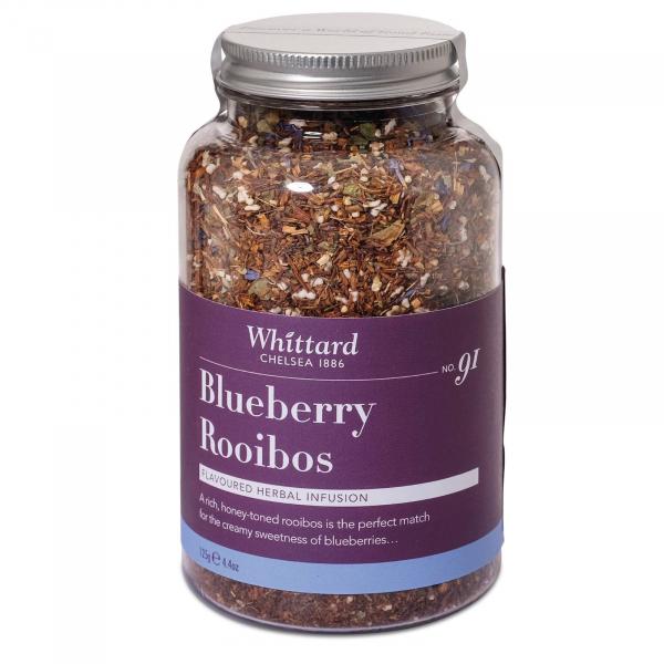 Blueberry Rooibos - infuzie de fructe cu coacaze 0