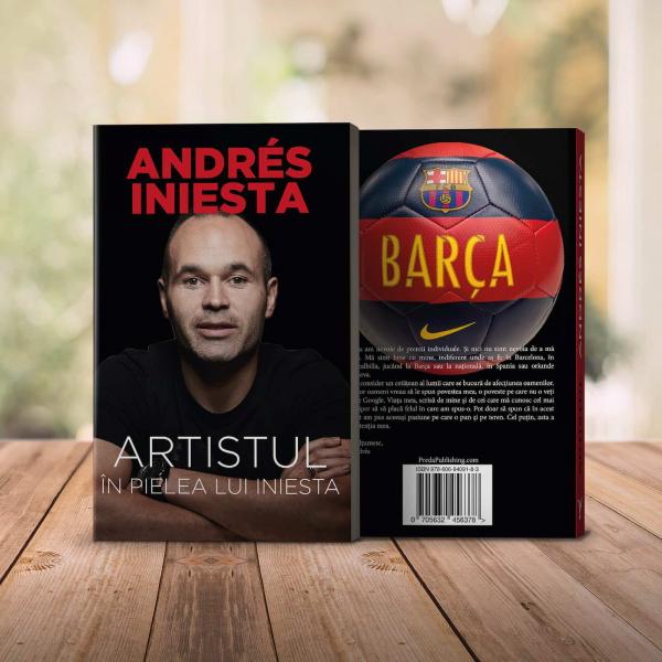 Artistul, de Andres Iniesta 3