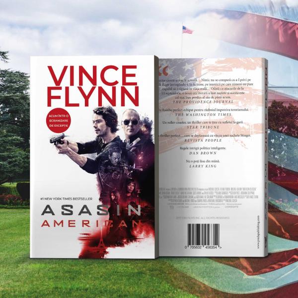 Asasin american, de Vince Flynn 6