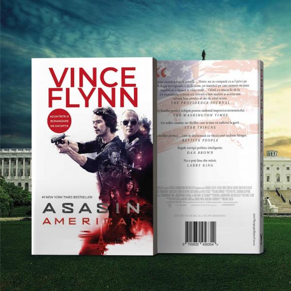 Asasin american, de Vince Flynn 4