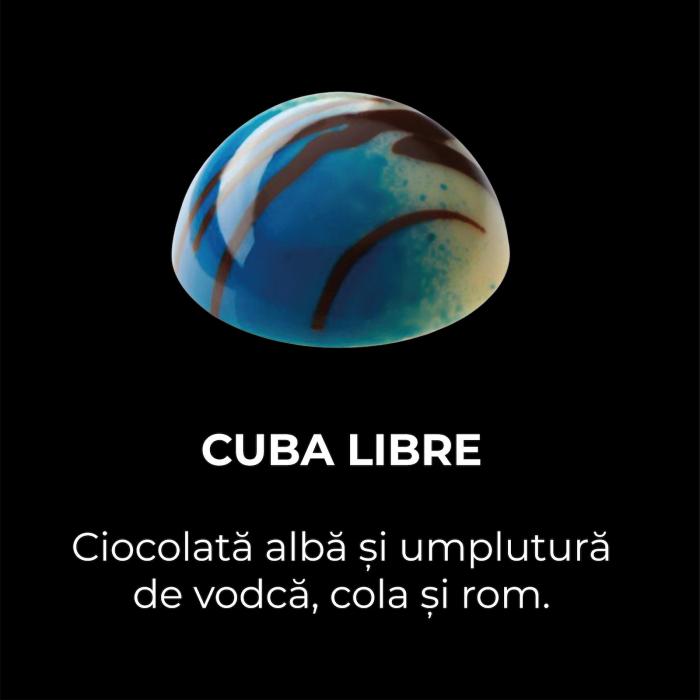 Cuba Libre - Bomboane de ciocolata 2