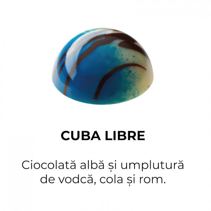 Cuba Libre - Bomboane de ciocolata 1