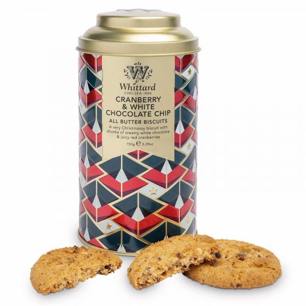 Biscuiti cu merisoare si ciocolata alba 2