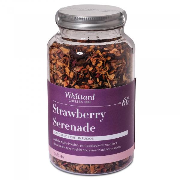 Strawberry Serenade - infuzie de fructe cu capsuni 0