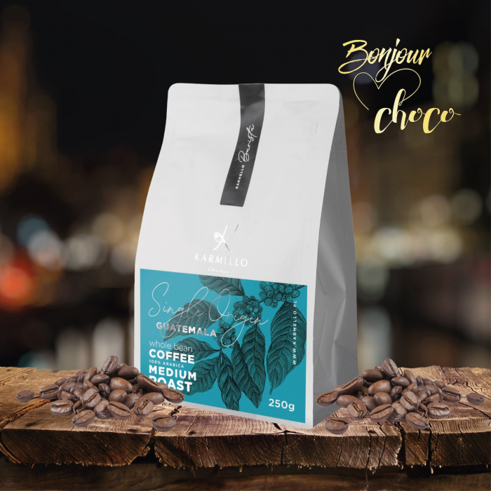 Cafea boabe Guatemala single origin 1