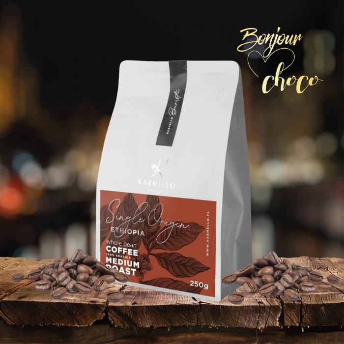 Cafea boabe Etiopia single origin 1