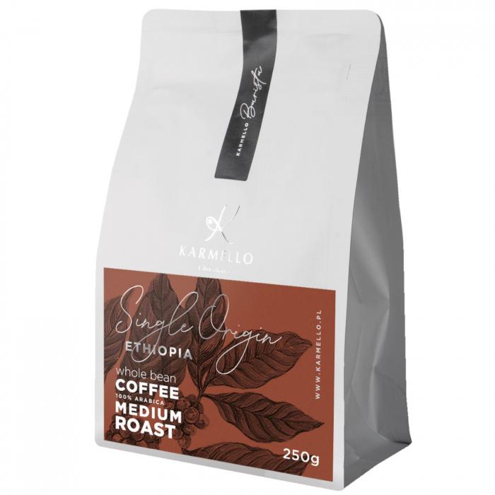 Cafea boabe Etiopia single origin 0