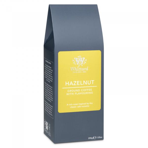 Cafea macinata cu aroma de alune 0