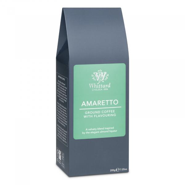 Cafea macinata cu aroma de amaretto 0