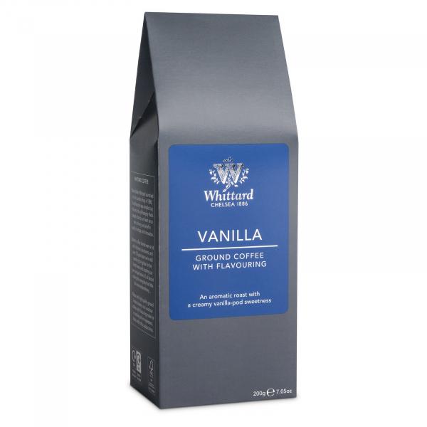 Cafea macinata cu aroma de vanilie 0