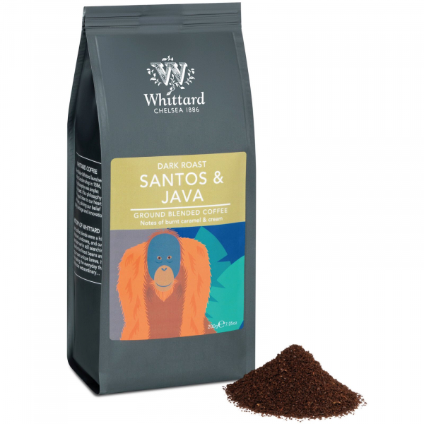 Cafea macinata - Santos & Java 1