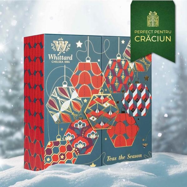 Calendar advent Luxury Tea 0