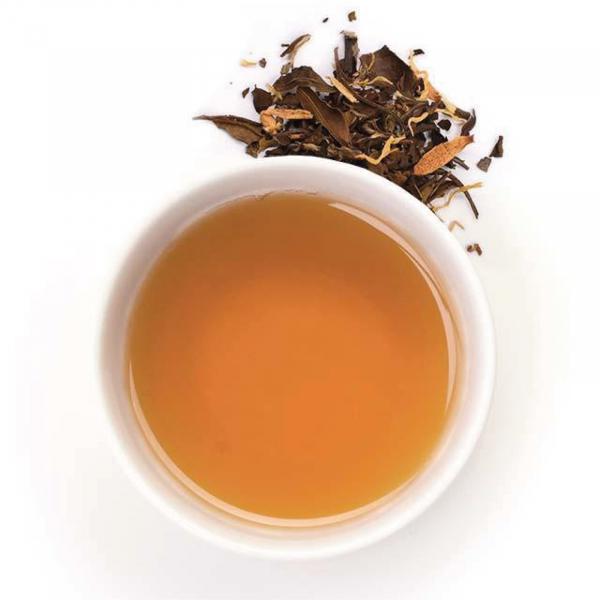 Ceai alb organic cu flori de portocal 40G 1