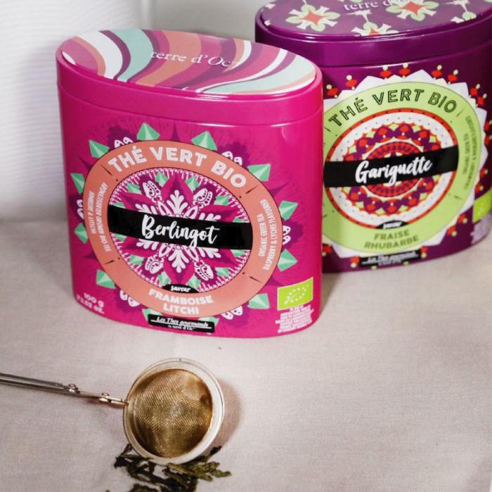 Set cadou 3 ceaiuri organice gourmet 140G 1