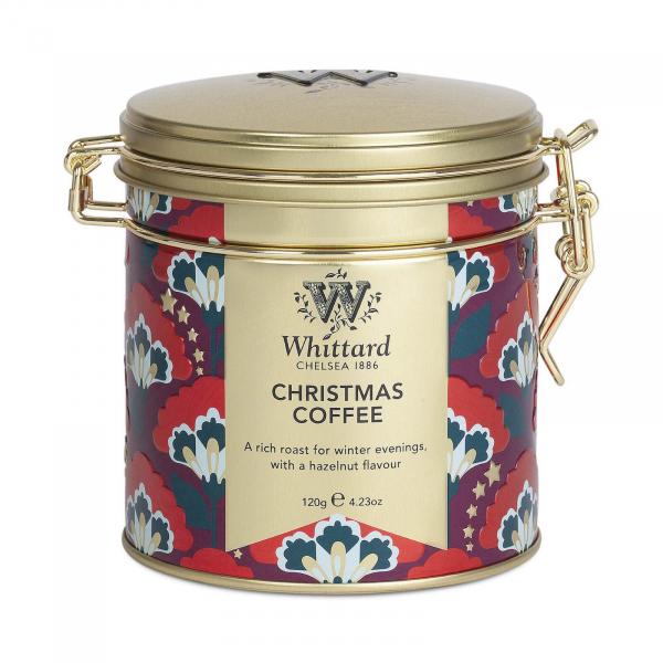 Cafea Craciun in cutie metalica 5