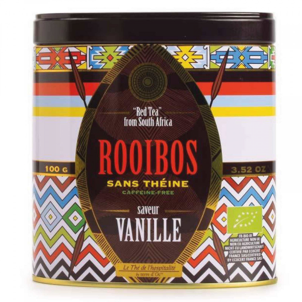 Rooibos organic cu vanilie 100G [0]