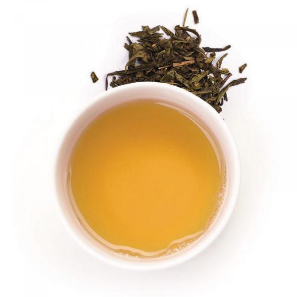 Ceai verde organic Berlingot cu zmeura si litchi 100G 1