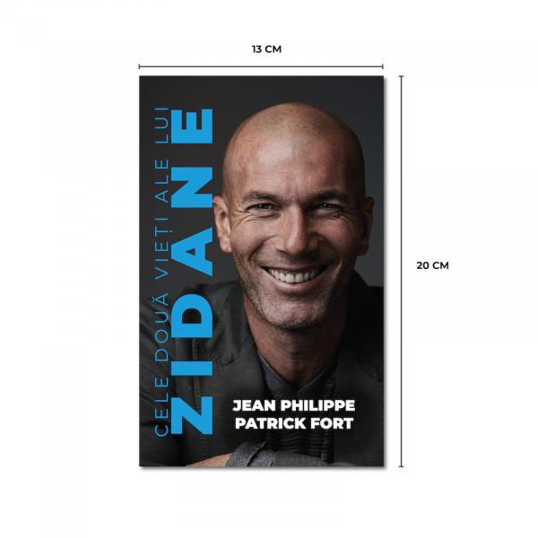 Zidane, Jean Philippe si Patrick Fort 1