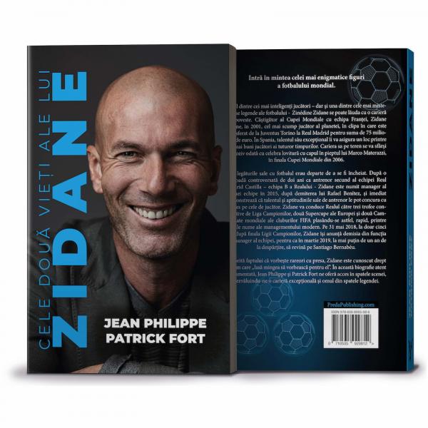 Zidane, Jean Philippe si Patrick Fort 0