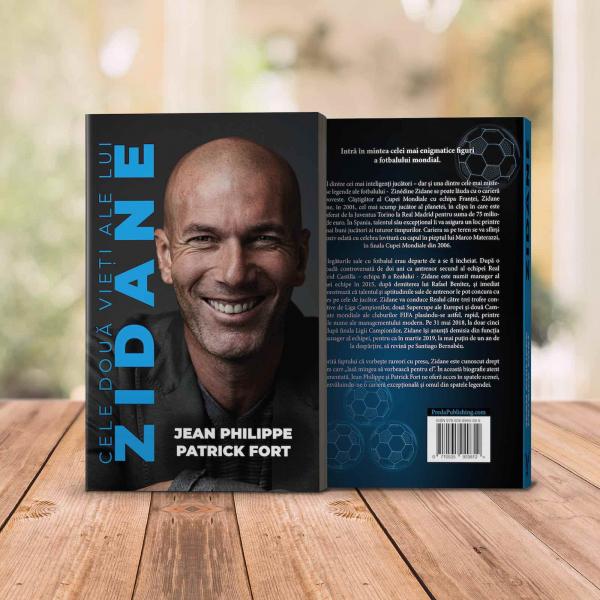 Zidane, Jean Philippe si Patrick Fort 3