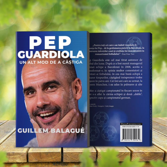 Pep Guardiola, Guillem Balague 4