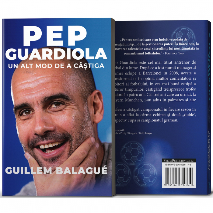 Pep Guardiola, Guillem Balague 0