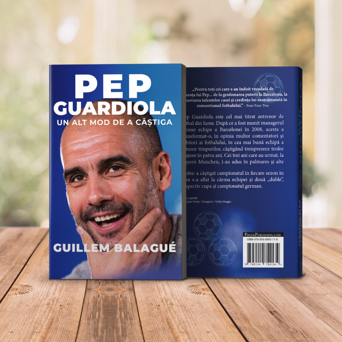 Pep Guardiola, Guillem Balague 3