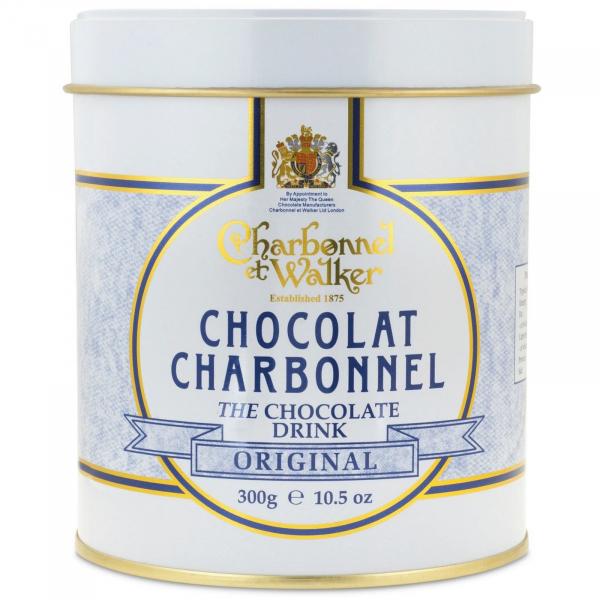 Ciocolata calda Charbonnel 300G 0