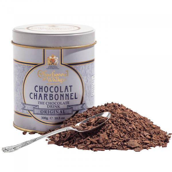 Ciocolata calda Charbonnel 300G 2