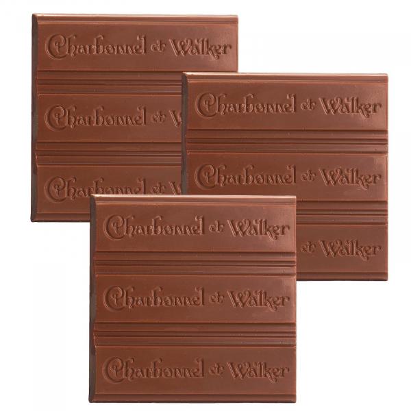 Ciocolata cu lapte si caramel sarat 80G 2