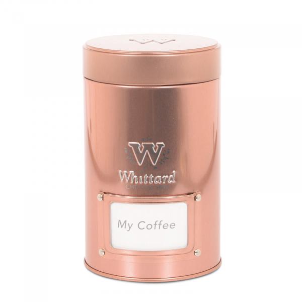 Cutie metalica pentru cafea 0
