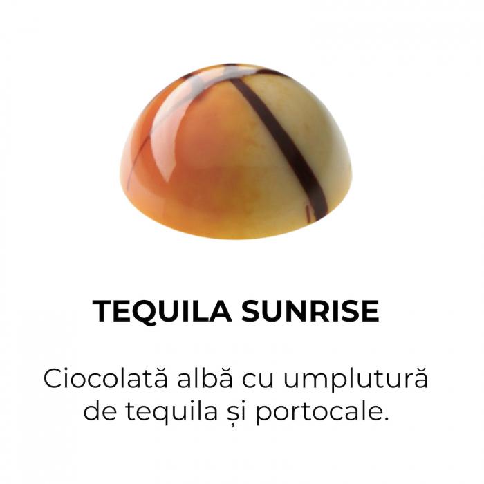 Tequila Sunrise - Bomboane de ciocolata 1