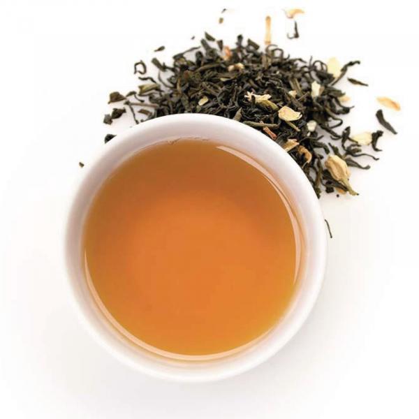 Ceai verde organic cu iasomie 100G 1