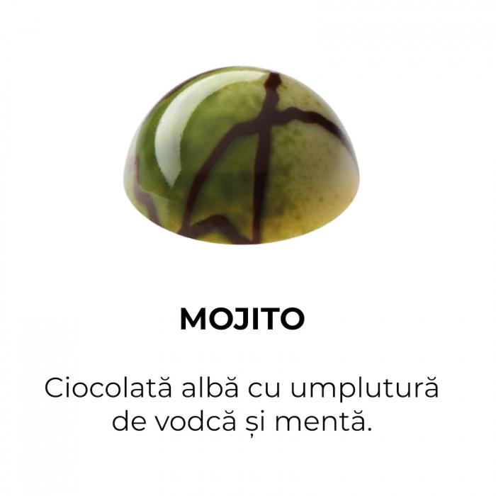 Mojito - Bomboane de ciocolata 1
