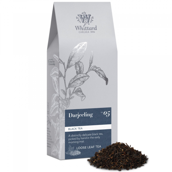 Darjeeling - ceai negru 0
