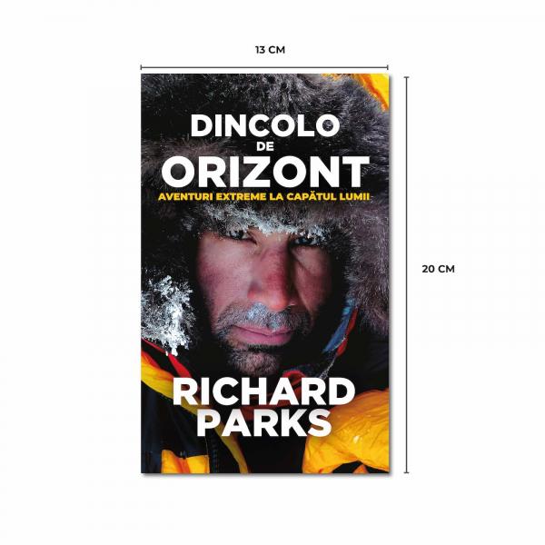 Dincolo de orizont, Richard Parks