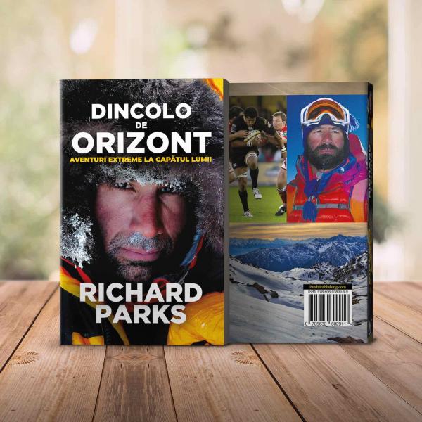 Dincolo de orizont, Richard Parks 3