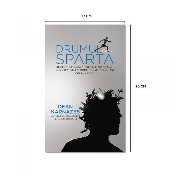 Drumul catre Sparta, de Dean Karnazes 1
