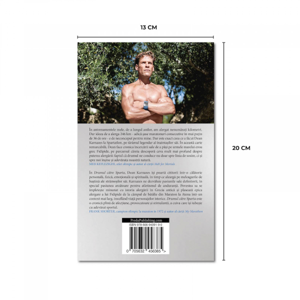 Drumul catre Sparta, de Dean Karnazes 2