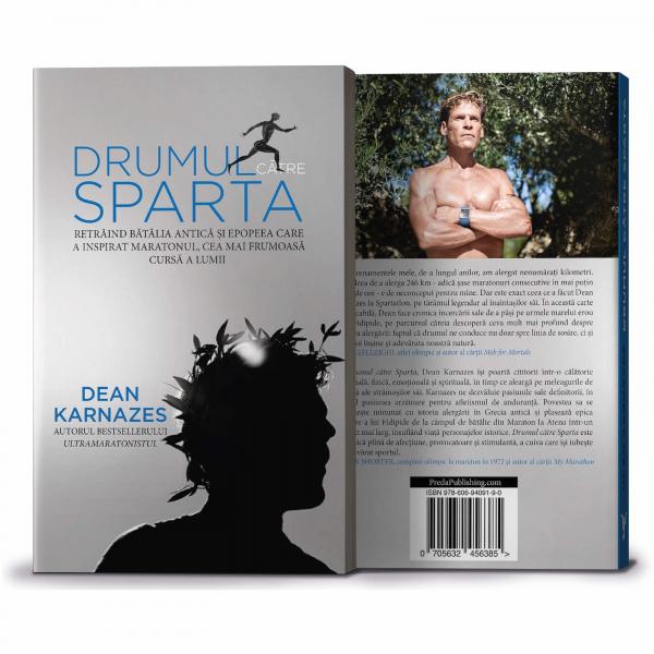 Drumul catre Sparta, de Dean Karnazes 0