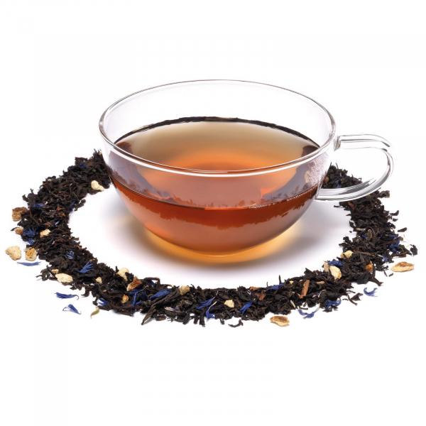 Earl Grey - ceai negru in cutie metalica 1