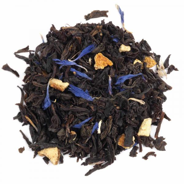 Earl Grey - ceai negru in cutie metalica 2