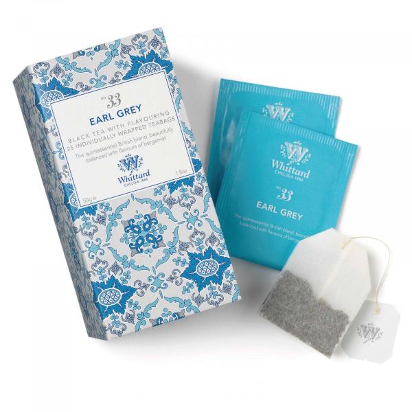 Earl Grey - colectia Tea Discoveries 25 pliculete 0