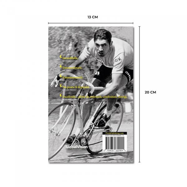 Eddy Merckx. Canibalul, de Daniel Friebe