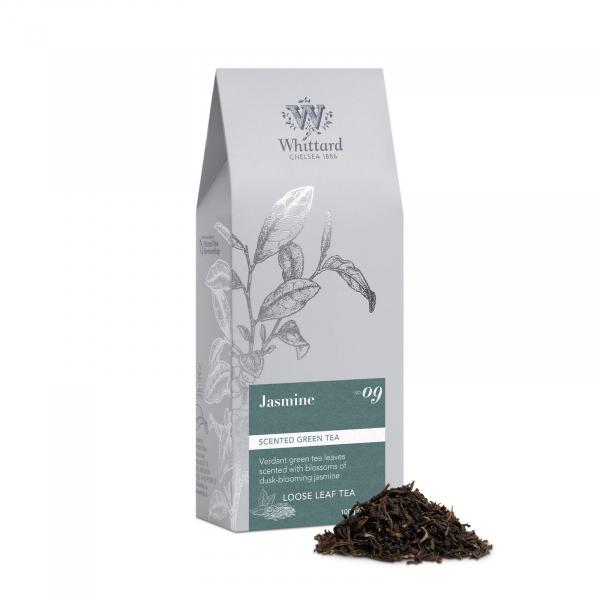 Jasmine - ceai verde cu iasomie 0