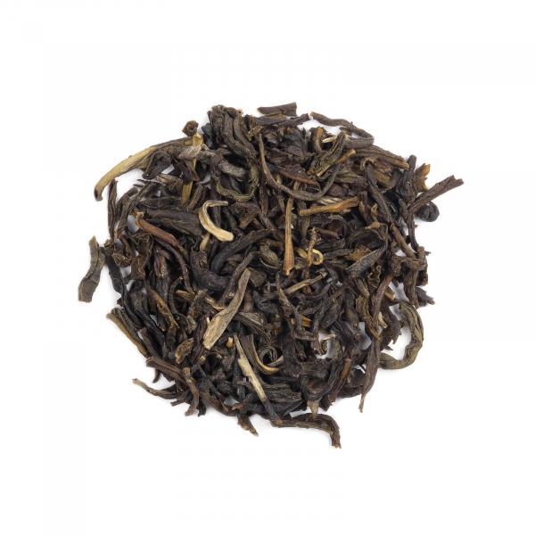Jasmine - ceai verde cu iasomie in cutie metalica 2