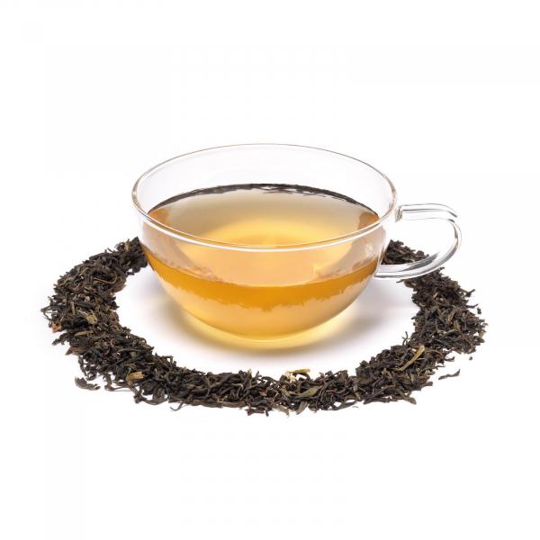 Jasmine - ceai verde cu iasomie in cutie metalica 1