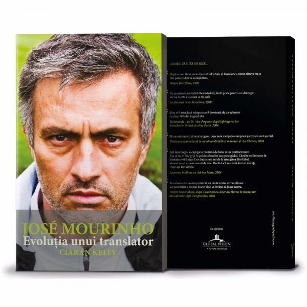 Jose Mourinho, de Ciaran Kelly 0