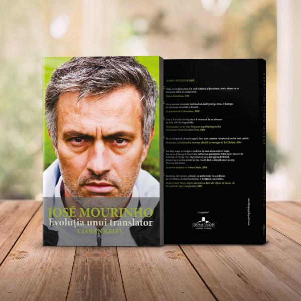 Jose Mourinho, de Ciaran Kelly 3