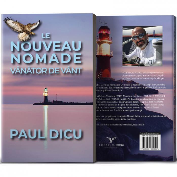 Le Nouveau Nomade. Vanator de vant, de Paul Dicu 0